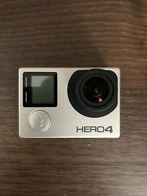 GoPro HERO4 Silver (with Accessories)