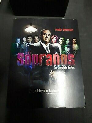 The Sopranos: The Complete Series (Blu-ray/DVD)