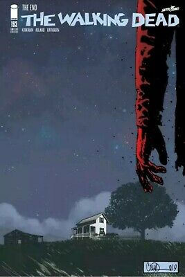 SDCC san diego comic con 2019 Image SKYBOUND the Walking Dead 193 exclusive