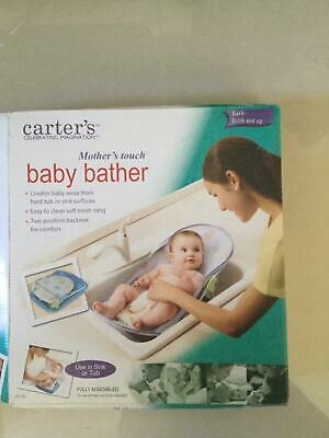 Baby bather Carter's brand
