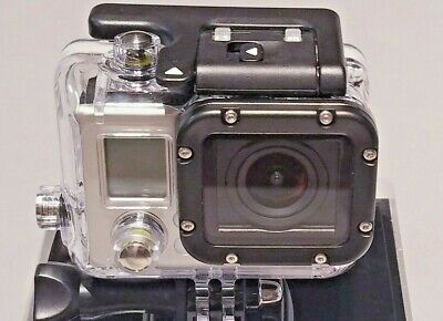 GoPro HERO3 White Edition Action Camera Camcorder CHDHE-301 Waterproof Case 🌟