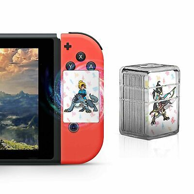 Botw NFC Tag Game Cards for the Legend of Zelda Breath of the Wild Switch/Wii...