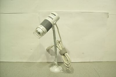 Carson MM-840 eFlex 75x/300x V3.0 USB Microscope with Stand Tested Working