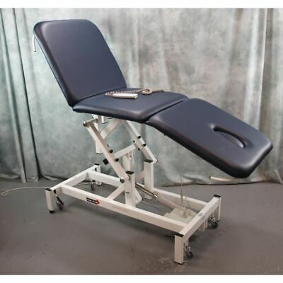 Groovy Wido White Electric Physio Treatment Couch Therapy Chair Squirreltailoven Fun Painted Chair Ideas Images Squirreltailovenorg