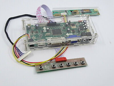 LCD LED Controller driver Board Kit For LM220WE1-TLP1 HDMI DVI Audio VGA