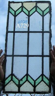 A729 Ca 1920s   Stained glass