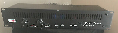 Rolls RA2100b Mosfet Stereo Amplifier
