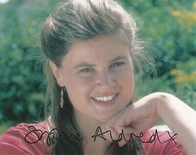 Sophie Aldred Doctor Who hand signed photo with UACC COA
