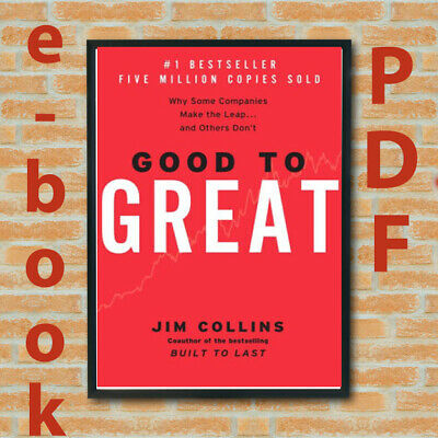Good to Great Why Some Companies Make the Leap Best Seller Fast Delivery