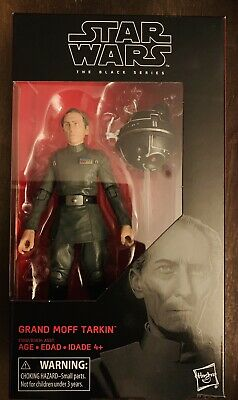 "Star Wars Black Series - #63 Grand Moff Tarkin 6"" Action Figure"
