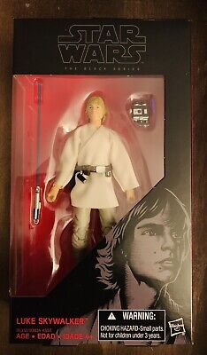 Luke Skywalker #21 Star Wars - Black Series 6 inch Action Figure MISB
