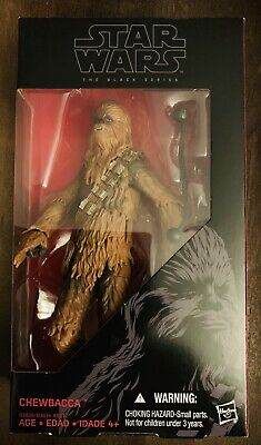 Star Wars Force Awakens Black Series 6 inches figure Chewbacca