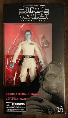 STAR WARS The Black Series Grand Admiral Thrawn Figure