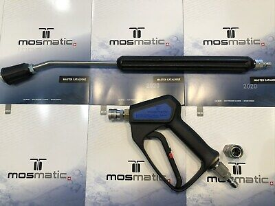 Mosmatic HP Gun With Swivel & Lance 500mm  - Obsessed Garage