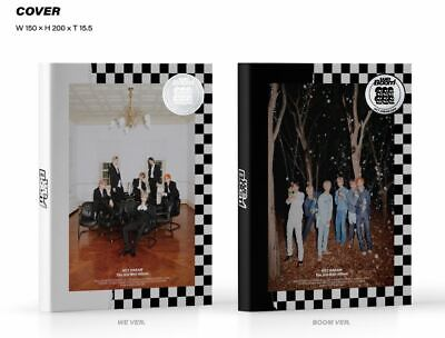 NCT DREAM We Boom 3rd Mini Album K-POP CD + PHOTOCARD + FOLDED POSTER NEW