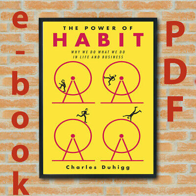 The Power of Habit Why We Do What We Do in Life and Business Best seller