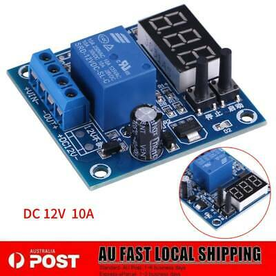 12V Battery Low Voltage Cut off Switch On Recovery Undervoltage Protection Board