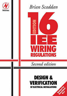 16th Edition IEE Wiring Regulations: Design and Verification: Design and Verific