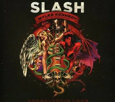 Slash - Apocalyptic Love: Deluxe Edition (CD Used Very Good)