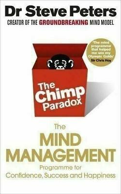 The Chimp Paradox by Prof Steve Peters ((PDF Version,Electronic Version))