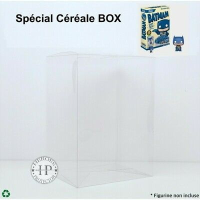 PROTECTOR SPECIAL CEREAL BOX FUNKO PROTECTION FUNKO Protector Vinyl Box Case