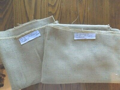 16ct Heatherfield Fabric in Camel YOU Choose