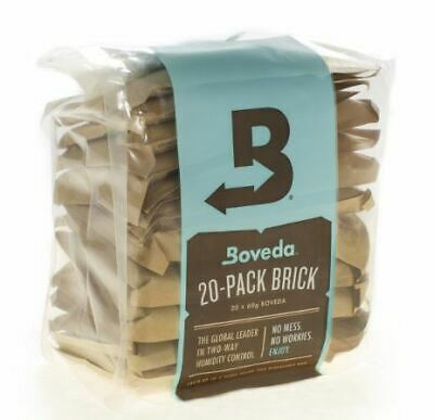 Boveda 60 Gram - 72% Humidity Control Packet by Boveda - 20 Packets