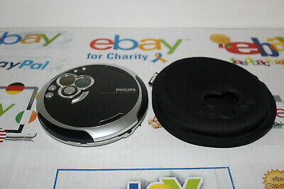 PHILIPS PORTABLE PERSONAL CD PLAYER AX5303/05Z working VGC