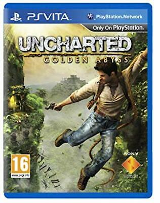 Uncharted: Golden Abyss PlayStation Vita For Ps Vita 3E
