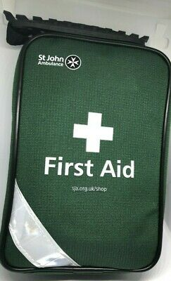 St John Ambulance Home First Aid Kit-Safety, Children., Adults, School, Home