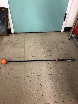Orange Whip Golf Swing Trainer - 40""