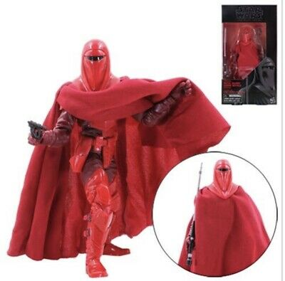 Star Wars Black Series 3.75 Emperors Royal Guard. Two Figures.