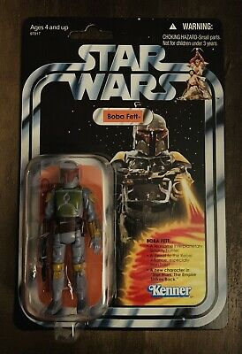 Kenner Hasbro Star Wars Vintage Collection, mail-away Rocket-Firing Boba Fett