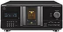 Sony CDP-CX400 400 Mega Disk Auto Multi CD Player Jukebox keyboard Option LN