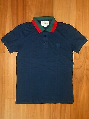 34b09de11 MEN'S NEW WITH Tags Gucci White Polo Shirt All SIzes - $84.52 | PicClick