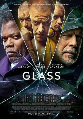 Glass (2019) - DVD