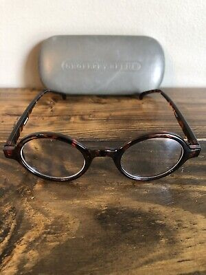 Eyeglasses With Geoffrey Beene Case - AWESOME!!!