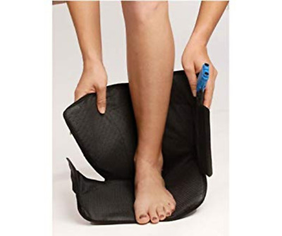 VITAL WRAP SYSTEM Vitalwear Hot or Cold Compress Wrap Only 00398 Ankle NWOB
