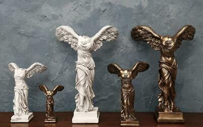 16inch Winged Nike Victory of Samothrace Greek Goddess Handmade Statue Sculpture