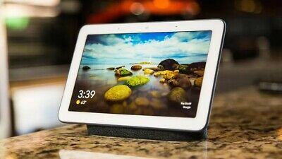Google Home Hub with Google Assistant (Chalk)! Brand New! Fast Shipping!