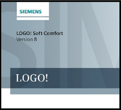 software siemens logo soft  comfort V8.2  PLC  I am selling this softw
