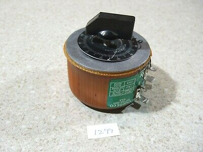 Staco 171 Varic 230 Watts, 1.75 Amps - Tested! Used!