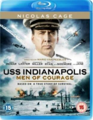 USS Indianapolis: Men of Courage =Region B BluRay,sealed=