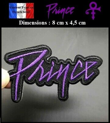 Écusson Brodé Thermocollant NEUF ( Patch Embroidered ) - Prince ( Ref 2 )