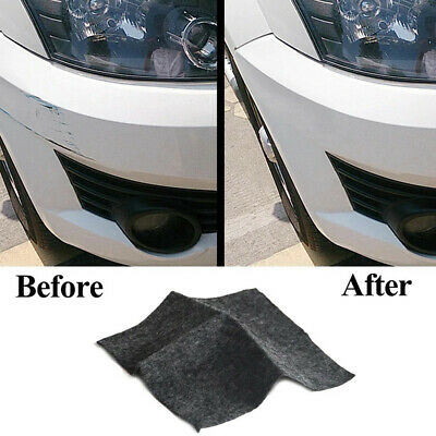 Car Scratch Repair Remover Eraser Car Polish Painting Surface Rag Magic Cloth UK