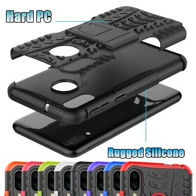 Heavy Duty Shockproof Case For Samsung Galaxy A50 A90 A80 Rugged Bumper Cover