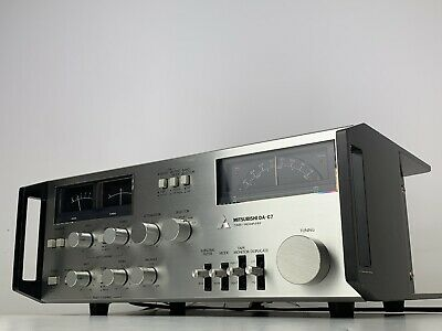 Mitsubishi DA-C7 Tuner Preamplifier - Professionally Serviced - Very Nice!!