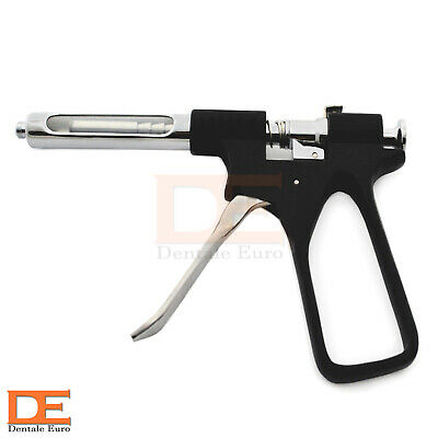 Syringe Intraligamental Teeth Oral Care Dental Surgical Anesthetic Gun Style New
