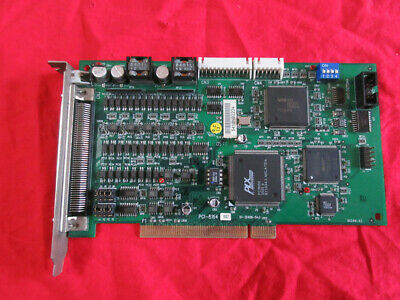 1pcs Used ADLINK PCI-8164 Motion Control Card