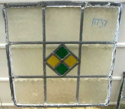 A737   Ca 1930s       Stained glass